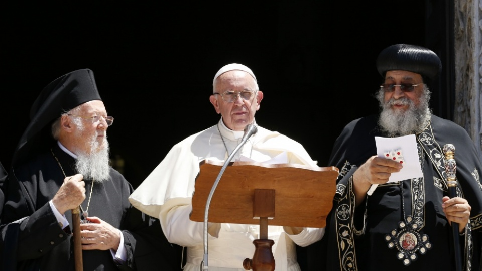 Address of Pope Francis at the Conclusion of the Dialogue in Bari