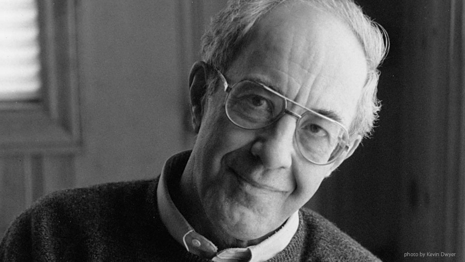 Henri Nouwen, photo by Kevin Dwyer