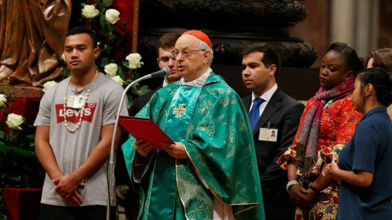 Letter from the Synod Fathers to Young People
