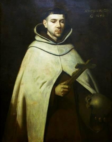 St. John of the Cross by Francisco de Zurbarán
