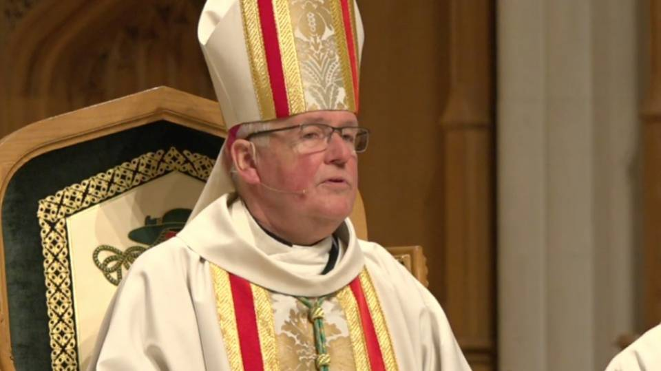 Homily of Most Reverend Douglas Crosby, OMI, Bishop of Hamilton – Christmas Midnight Mass December 24, 2018
