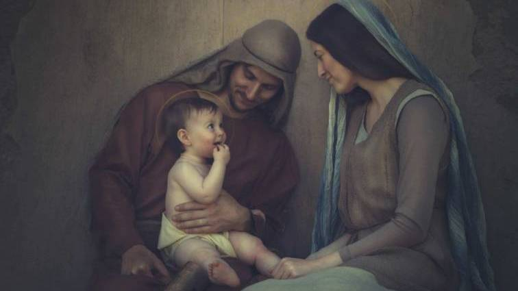 Deacon-structing the Holy Family