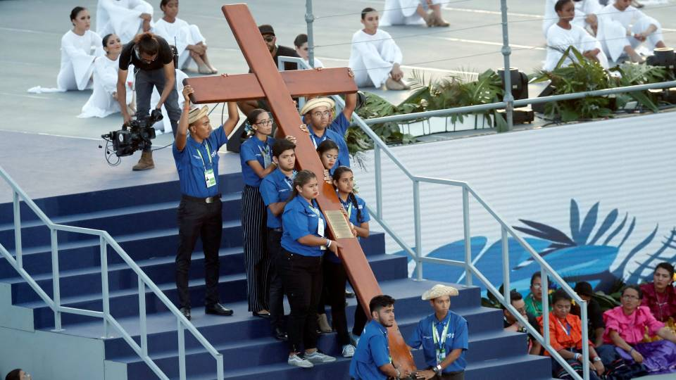 WYD Panama 2019: Pope Francis' address during the Way of the Cross