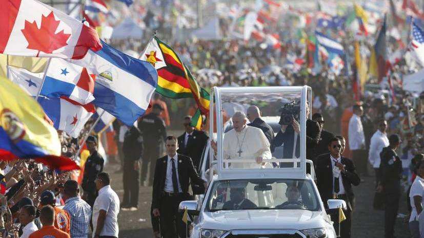 WYD Panama 2019: Homily of Pope Francis at Concluding Mass
