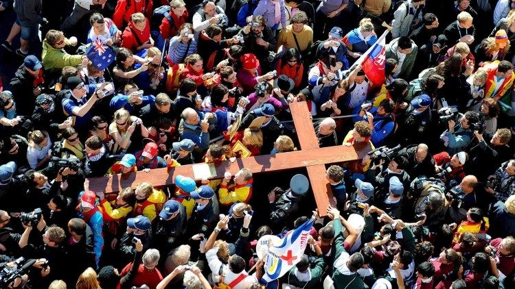 WYD Panama 2019: Way of the Cross booklet