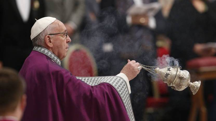 Lenten Message from Pope Francis