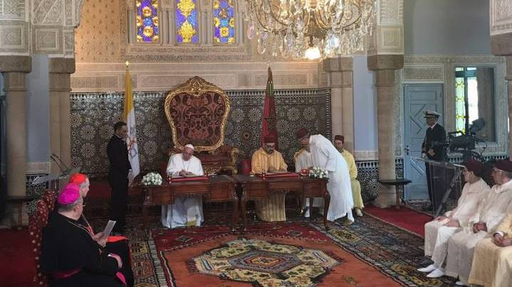Appeal by His Majesty King Mohammed VI and His Holiness Pope Francis Regarding Jerusalem