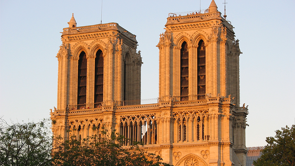 Notre Dame in pictures: S+L pays tribute to an icon