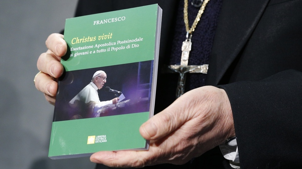 "Pope Francis' Apostolic Exhortation ""Christus vivit"""