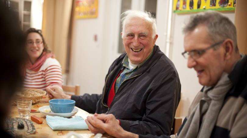 L'Arche announces the death of founder Jean Vanier