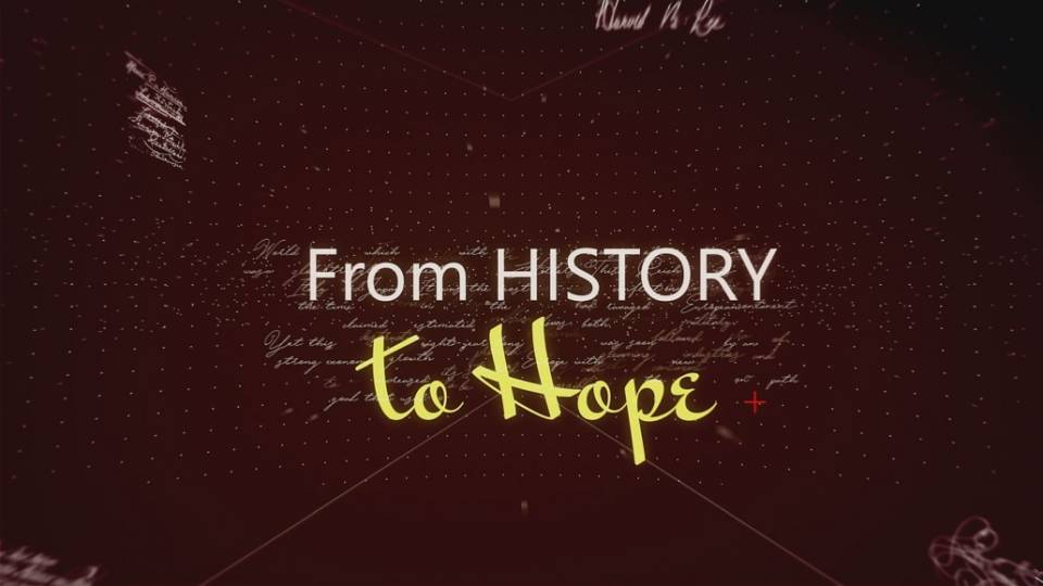"New series ""From History to Hope"" premieres Sunday, June 16"