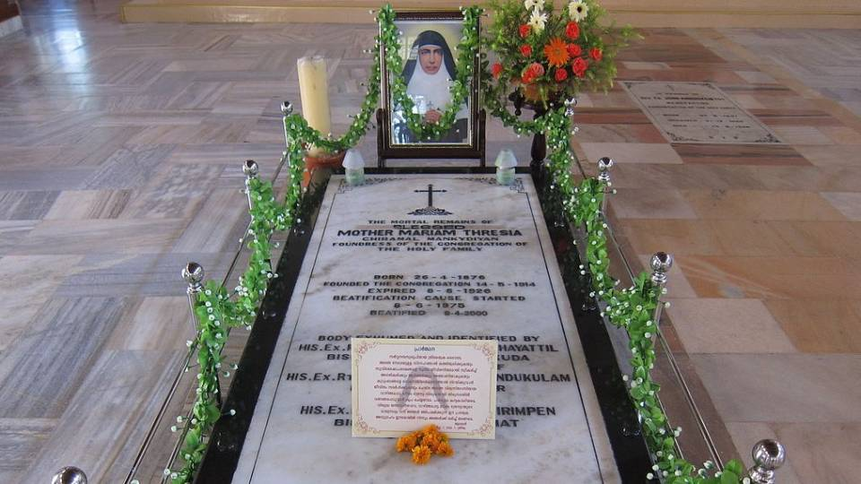All about Blessed Mariam Thresia – India's newest saint