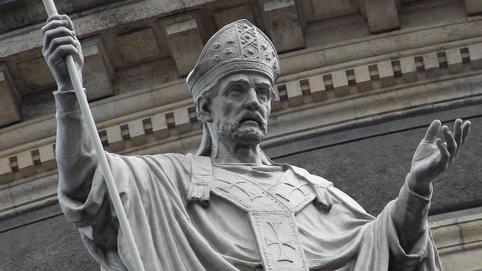 Telling them apart: Saint Chryso-what?