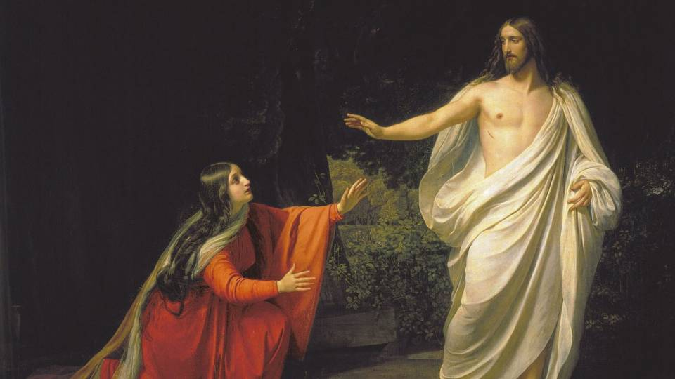 Equal to the Apostles: Saint Mary Magdalene