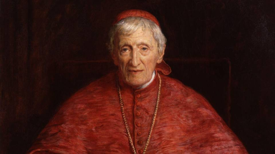 Why Newman is a saint for a divided Church