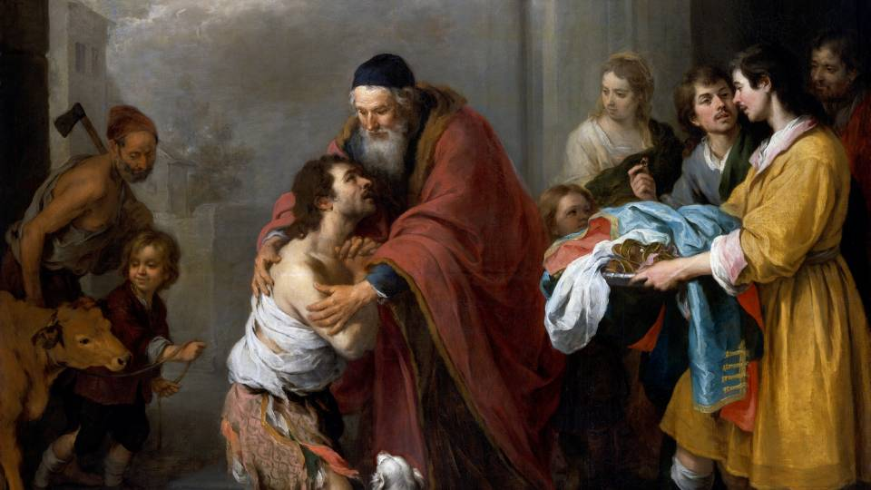 Deacon-structing the Prodigal Son
