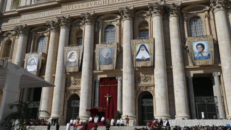 Canonization 2019: Pope Francis' homily at the Canonization Mass for five new saints