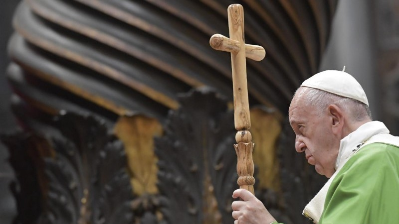 Pope Francis' homily for World Mission Day