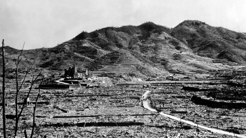 Embracing Nagasaki: The Christian paradox of joy in a suffering world