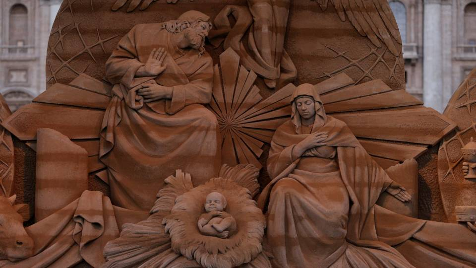 <i>Admirabile signum</i>: Pope Francis reflects on the meaning and importance of the nativity scene