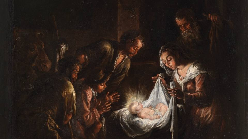 How can Jesus be born in us every day?
