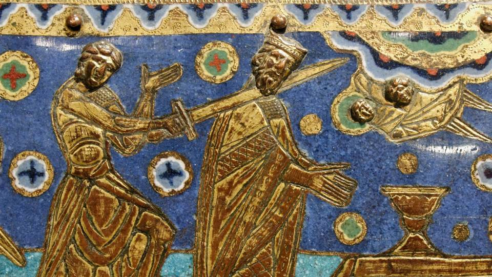 Telling them apart: Thomas Becket and Thomas More