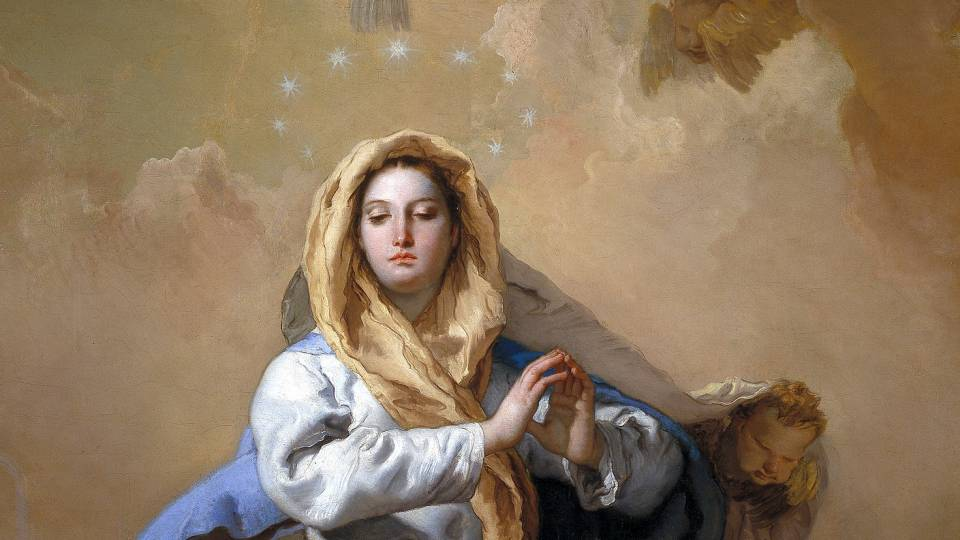 Full of Grace: The Feast of the Immaculate Conception