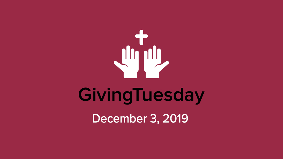 On Giving Tuesday, help share the joy of the Gospel through media