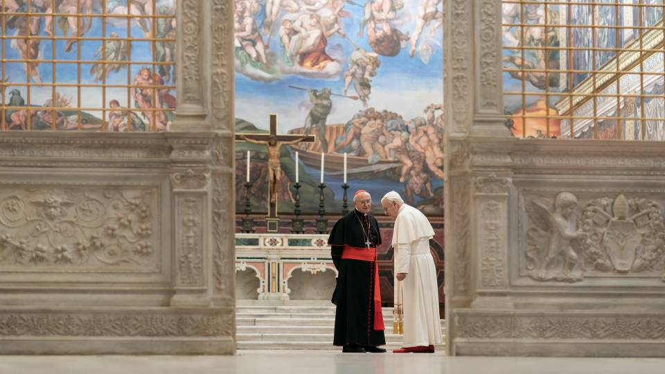 The Two Popes: A SLHour Windows to the Soul Special