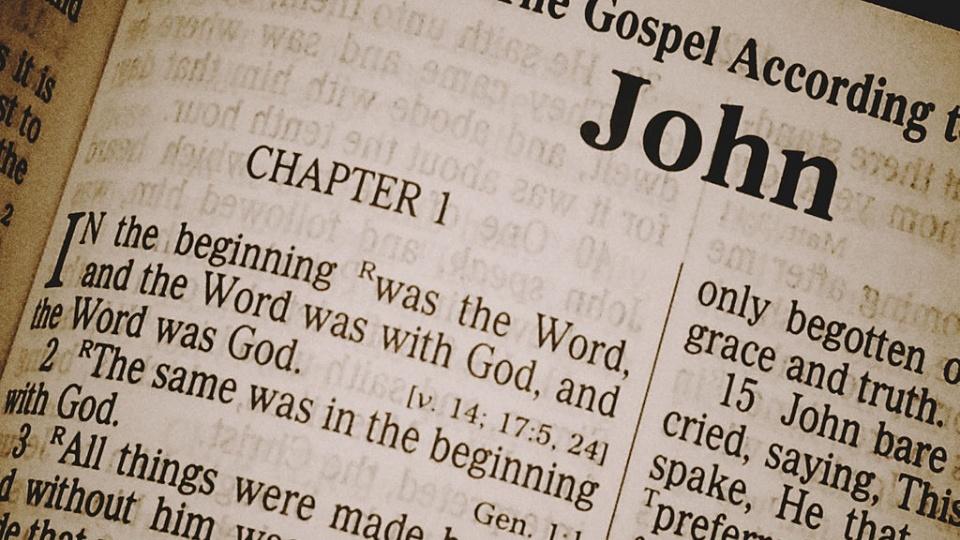 Deacon-structing I AM: The Gospel of John