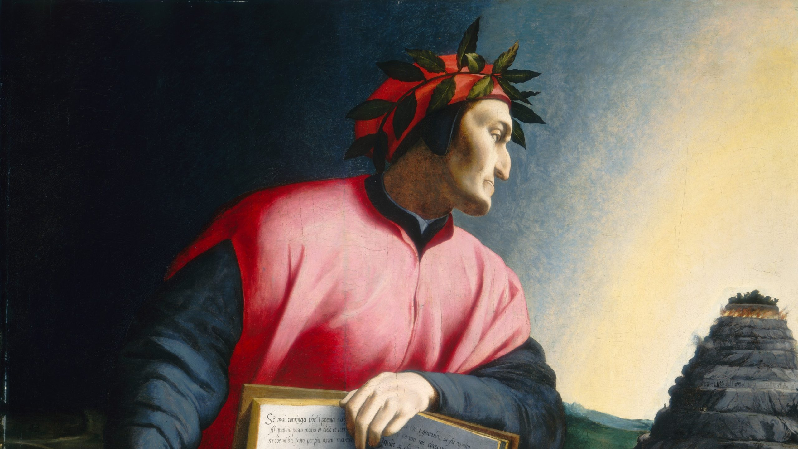 Despite the COVID-19 pandemic, Italy celebrates National Dante Alighieri Day