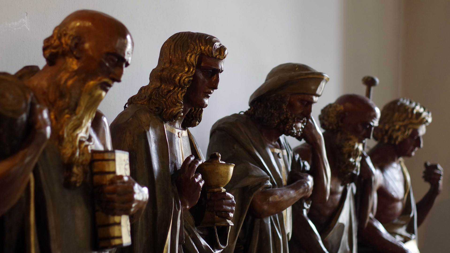 Deacon-structing the Acts of the Apostles: Hope