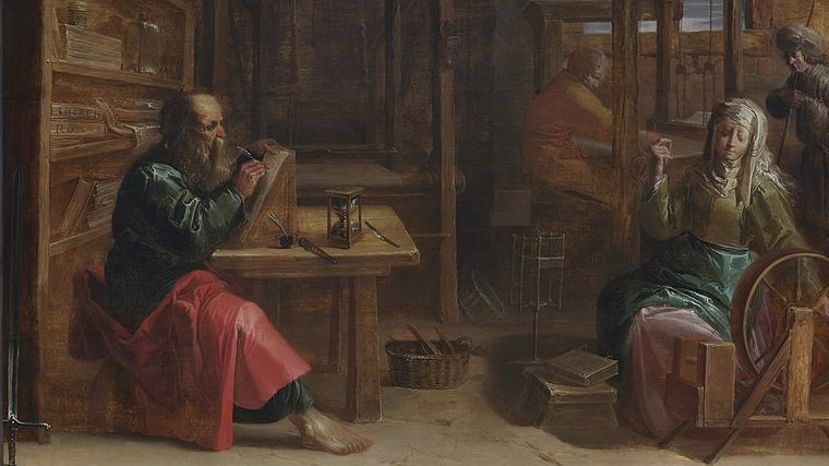 Deacon-structing the Acts of the Apostles: Companions