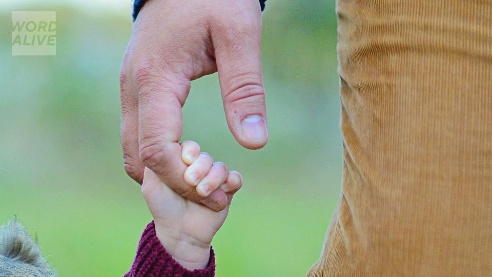 Word Alive: Faith and fatherhood