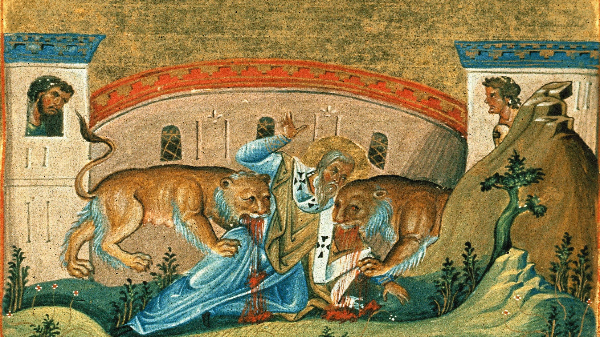 Telling them apart: St. Ignatius of Antioch vs St. Ignatius of Loyola