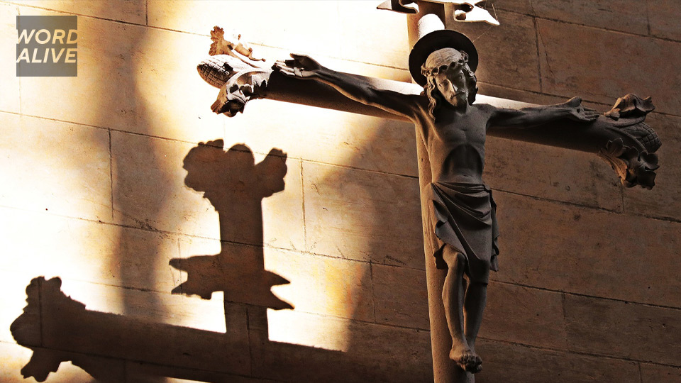 Word Alive: Living in the shadow of the cross