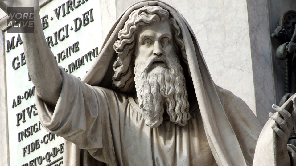 Word Alive: The call of the prophet