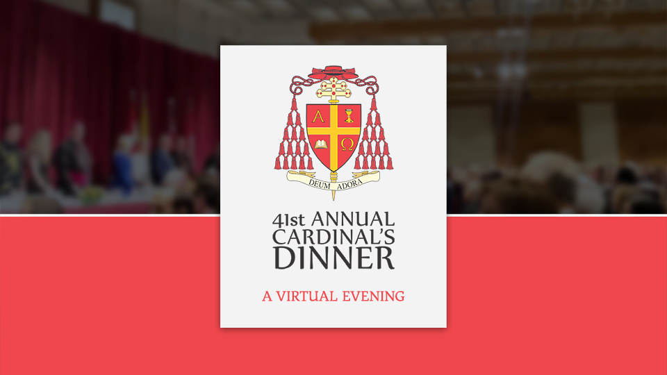 41st Annual Cardinal's Dinner TV Special
