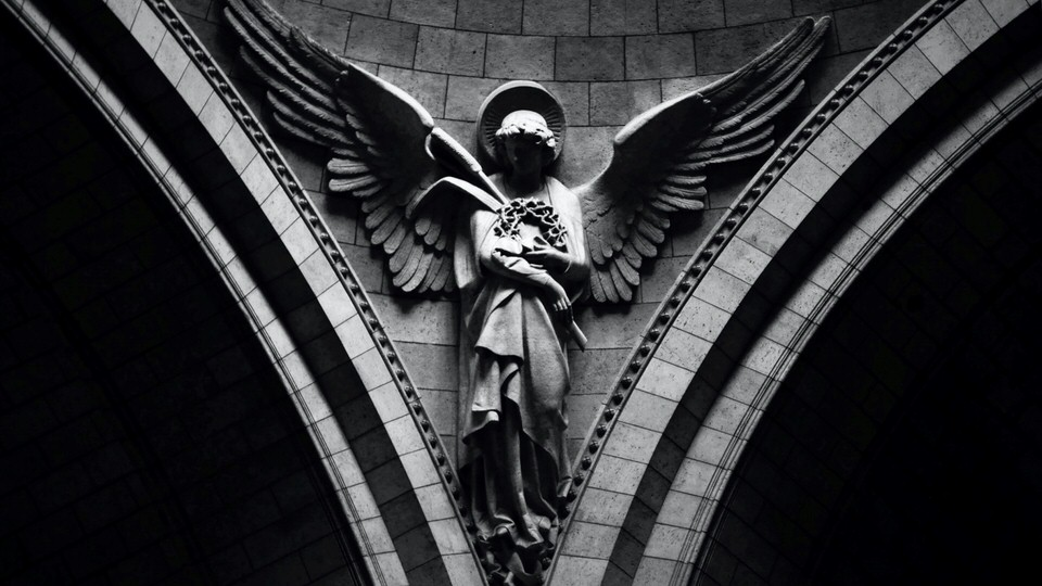 Deacon-structing Angels: What the Catechism Says