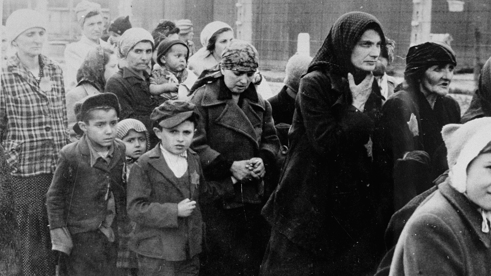 Remembering the victims of the Holocaust
