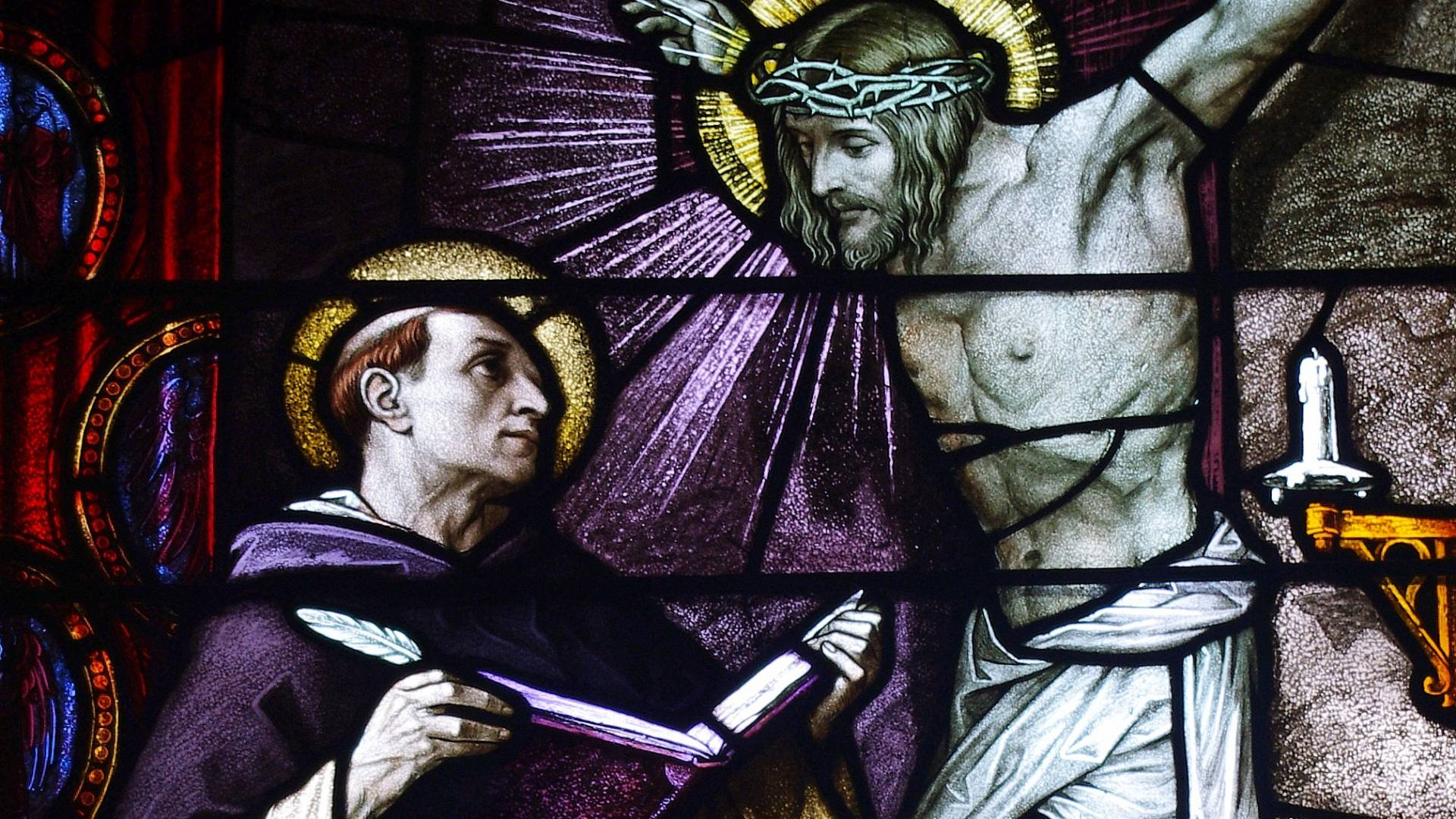 St. Thomas Aquinas: rebel, academic, mystic