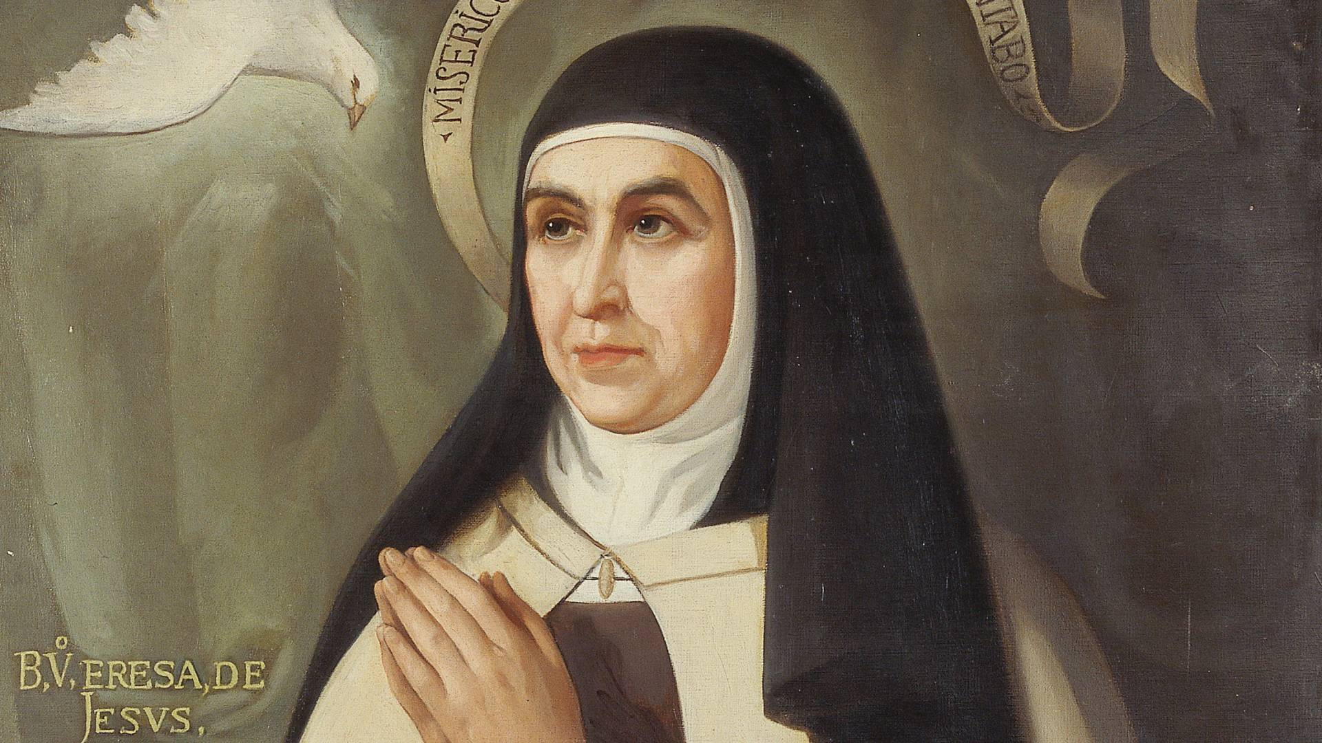 Deacon-structing St. Teresa's Stages of Prayer, Part 1