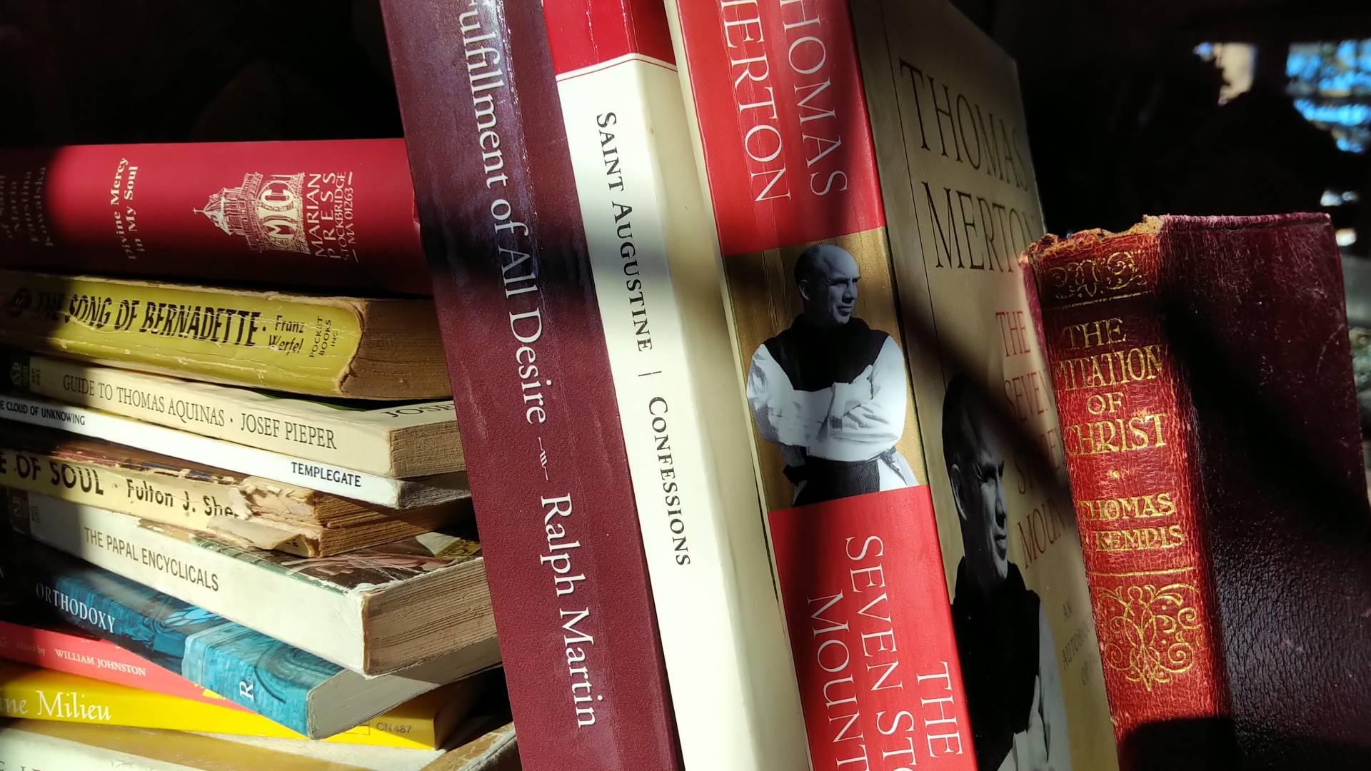 Deacon-structing Spiritual Reading
