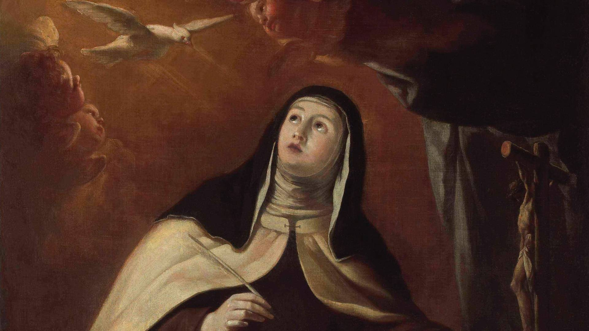 Deacon-structing St. Teresa's Stages of Prayer, Part 2