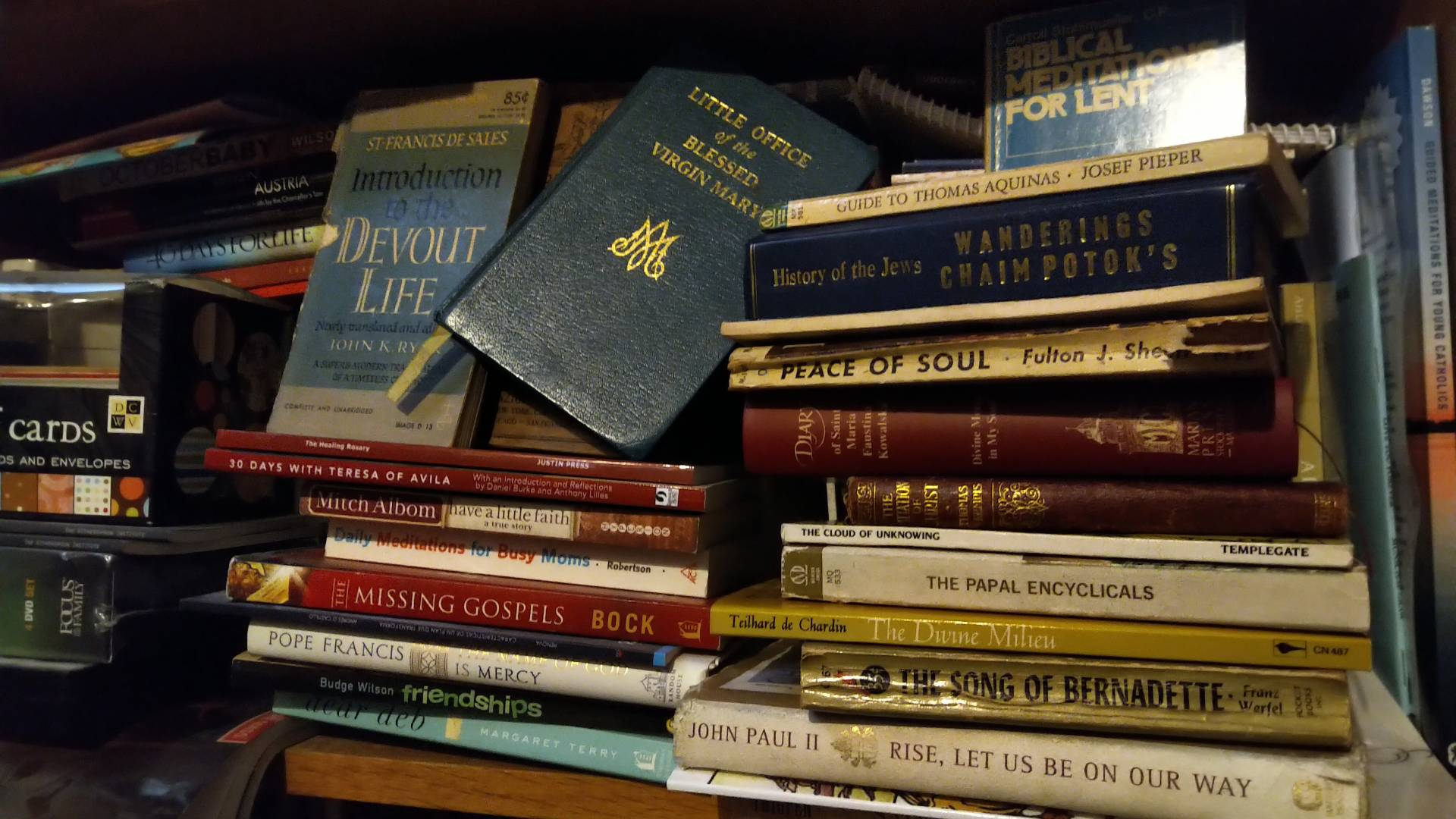 Deacon-structing Spiritual Reading: Part 2