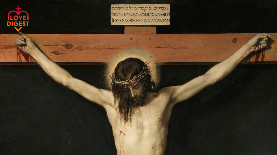 The wounds of Jesus in our midst | Love Digest