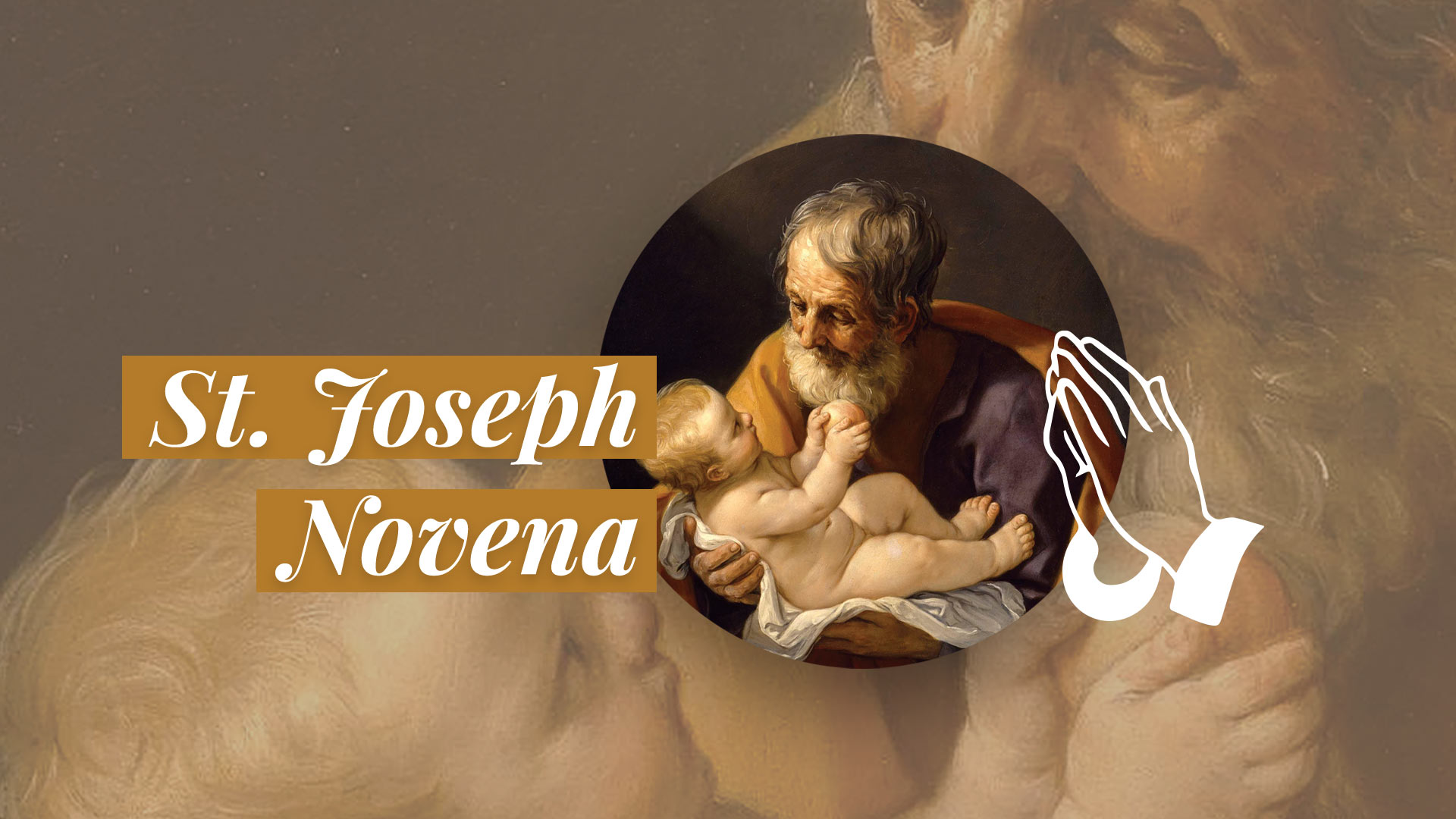 9 reasons why we should pray the St. Joseph Novena