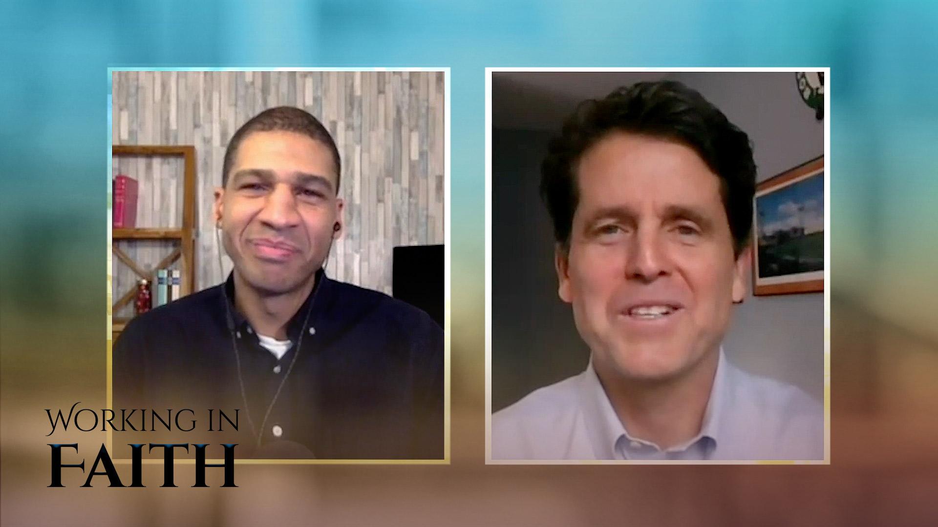 Mark Shriver | Working in Faith: Behind the Lens
