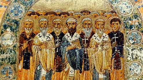 Deacon-structing Church Fathers, part 1