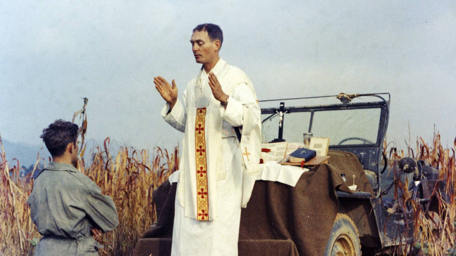 """""""Tell my bishop I died a happy death"""": Fr. Emil Kapaun's enduring example of hope"""